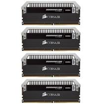 海盗船 统治者铂金 DDR4 2666 16GB(4Gx4条)台式机内存(CMD16GX4M4A2666C16)产品图片主图