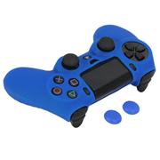 wirelessor PS4手柄硅胶套 保护套 PS4 硅胶套手柄摇杆帽  防滑防摔套