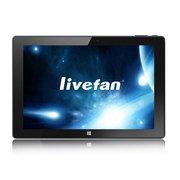 乐凡 F3-Pro II 标准版 10.1英寸4G平板电脑(Intel四核/4G/64GB SSD/1280×800/4G网络/Windows8.1/太空灰)