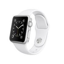 苹果 Apple Watch SPORT 智能手表(白色/38毫米表壳)产品图片主图
