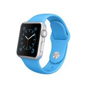 苹果 Apple Watch SPORT 智能手表(蓝色/42毫米表壳)