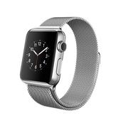 苹果 Apple Watch 智能手表(不锈钢/42毫米表壳/米兰尼斯表带)