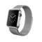 苹果 Apple Watch 智能手表(不锈钢/42毫米表壳/米兰尼斯表带)产品图片1