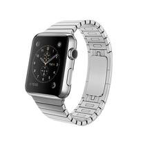 苹果 Apple Watch 智能手表(不锈钢/38毫米表壳/链式表带)产品图片主图