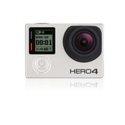 GoPro Hero4 Silver 银狗4 极限运动摄像机(内置WIFI和蓝牙,触摸屏)