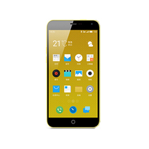 魅族 魅蓝Note 16GB 电信版4G手机(双卡双待/黄色)产品图片主图