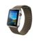 苹果 Apple Watch 智能手表(浅棕色/42毫米表壳/皮制回环形表带)产品图片1