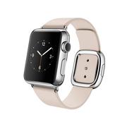 苹果 Apple Watch 智能手表(浅粉色/38毫米表壳/现代风扣式表带)