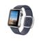 苹果 Apple Watch 智能手表(深蓝色/38毫米表壳/现代风扣式表带)产品图片1