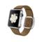 苹果 Apple Watch 智能手表(棕色/38毫米表壳/现代风扣式表带)产品图片1