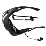爱视代 HD920X 3D视频眼镜 智能眼镜移动影院高清3d头戴式显示器眼镜 黑色