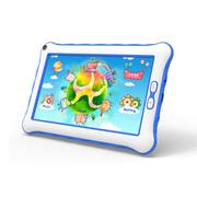 火特 7寸高清安卓儿童平板电脑 学习机 专业外观设计 防摔保护好 不伤眼睛 蓝色