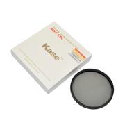 卡色 cpl偏振镜77mm滤镜超薄多层镀膜能尼康镜头偏光滤光镜 一代CPL