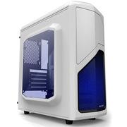 游戏悍将 MVP/白黑 Mini经典游戏机箱(侧透/U3/长显卡/侧插/全兼容SSD)