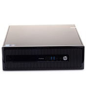 惠普 L0J60PA#AB2 台式主机(i3-4160/4G/500G/超薄DVD/Win7 HomeBasic32位/ NOFDD/240W防雷电源)