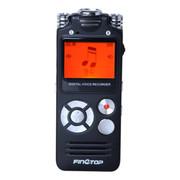 其他 凡图D50录音笔 高清 远距 降噪智能声控 PCM无损音质 MP3播放器 黑色 8G内存