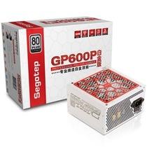 鑫谷 额定500W GP600P白金版电源(80PLUS白金牌认证/94%效率/DC-DC低压电路/背线支持)产品图片主图
