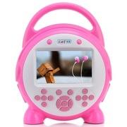 文曲星 K6 视频故事机 早教机收音机 充电下载多功能 8G 粉色