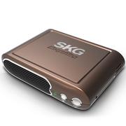 SKG 车载空气净化器 汽车空气净化器 除雾霾、甲醛、烟尘去异味4246