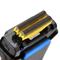 Pritech 电动剃须双刀头往复式刮胡刀充电式造型鬓毛刀特价 黄色产品图片4