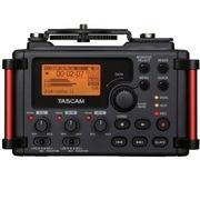 TASCAM DR-60DMKII 最新升级版单反微电影4轨录音工作站 HIFI级播放器