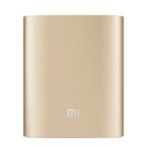 小米 充电宝10400毫安手机通用移动电源原装正品 金色产品图片主图
