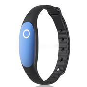 bong 2 智能手环睡眠监测运动计步器 防水蓝牙可穿戴设备腕带 适用安卓/IOS兼容 藏蓝色