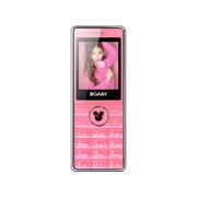 邦华 N19 1GB 移动版2G手机(灰仔儿)