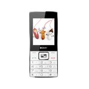 邦华 N25 1GB 移动版2G手机(小黑)