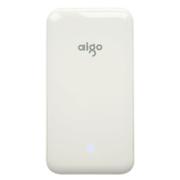 aigo 云电宝 wifi RS190/180/100无线上多网功能路由器 云存储 移动电源 RS100云电宝 官方标配+1A原装充电器