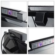 其他 利乐普 PS4 EYE体感摄像头2代 液晶电视平板TV支架立架 用它将摄像头安装在电视顶部 黑色