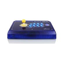 拳霸(QANBA) Q4 RAF 限定版 XBOX360/PS3/PC 三合一街机游戏摇杆 冰蓝限定版产品图片主图
