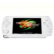 其他 旌翔PSP掌上游戏机4.3寸超薄触摸屏内置数十款游戏MP5功能支持PS1可连接电视视频 白色