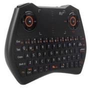 其他 美国Rii mini i28无线2.4G迷你触控键盘 六轴空中鼠标 全功能多媒体键盘