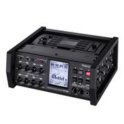 逻兰(Roland) 专业8通道便携式罗兰R88音乐录音机同期调音台保卡中文说明书