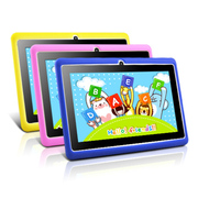 其他 智慧城A3宝贝电脑 早教学习机 小学生专用点读机 幼儿故事机 安卓系统WIFI上网 时尚黑色 官方标配+32G扩充卡