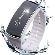 优胜仕 USAMS智能手表运动手环计步器睡眠健康管理 致白