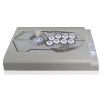 拳霸(QANBA) Q2-PRO炫光 LED发光型街机游戏摇杆支持PS3、PC安卓4.0以上 白色白光产品图片主图