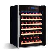 赛鑫 SRW-28S小型家用红酒柜压缩机恒温酒柜 明拉手