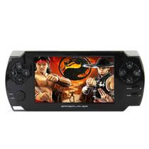 小霸王 掌机PSP游戏机68 4.3寸触屏街机学习游戏双系统内置9000款游戏 可下载MP5 白色 标配8G版本产品图片主图