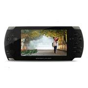 其他 旌翔PSP掌上游戏机4.3寸超薄触摸屏内置数十款游戏MP5功能支持PS1可连接电视视频 黑色