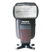 捷宝 TR-982IIN 尼康闪光灯D7000 D7100 D7200 D90单反相机主控高速同步8000/1 自动TTL适用所有尼康相机