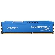 金士顿 骇客神条 Fury系列 DDR3 1866 8GB台式机内存(HX318C10F/8)蓝色