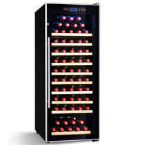 赛鑫 SRT-80 压缩机恒温红酒柜 明拉手满配产品图片主图