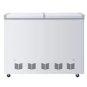 海尔 FCD-270SE 270升卧式冷柜冷冻冷藏家用冰柜(白色)