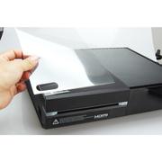 其他 XBOX ONE 爱机镜面贴膜 主机机身保护贴膜 游戏机贴纸 透明静电保护膜高清防刮防划痕