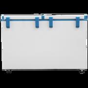 美的 BD/BC-415DKMQ商用大冰柜单温冷冻冷藏茶叶卧式冷柜
