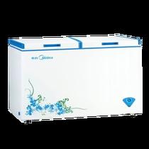 美的 BD/BC-353DKMQ 353升卧式冷柜顶盖门单温冷冻冷藏转换冰柜产品图片主图
