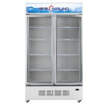 其他 穗凌(SUILIN)LG4-900M2/W 900升商用展示柜无霜风冷保鲜玻璃门铜管冰柜产品图片主图