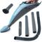 车志酷 车载吸尘器 无线手提式强吸力超静音便携式大功率干湿两用吸尘器 车载有线蓝色产品图片1